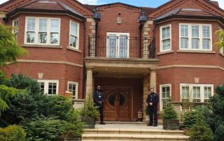 Residential security and protection services in London