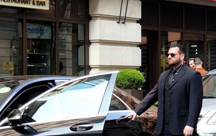Bodyguard services in London, Security services in London